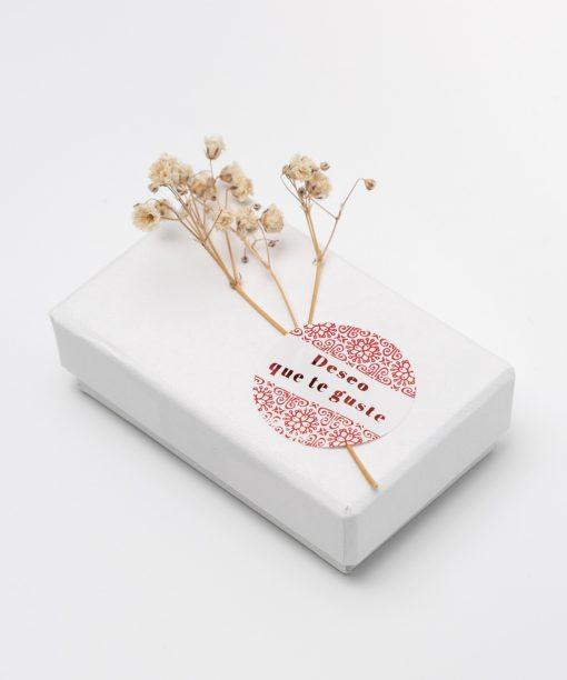 etiqueta regalo deseo