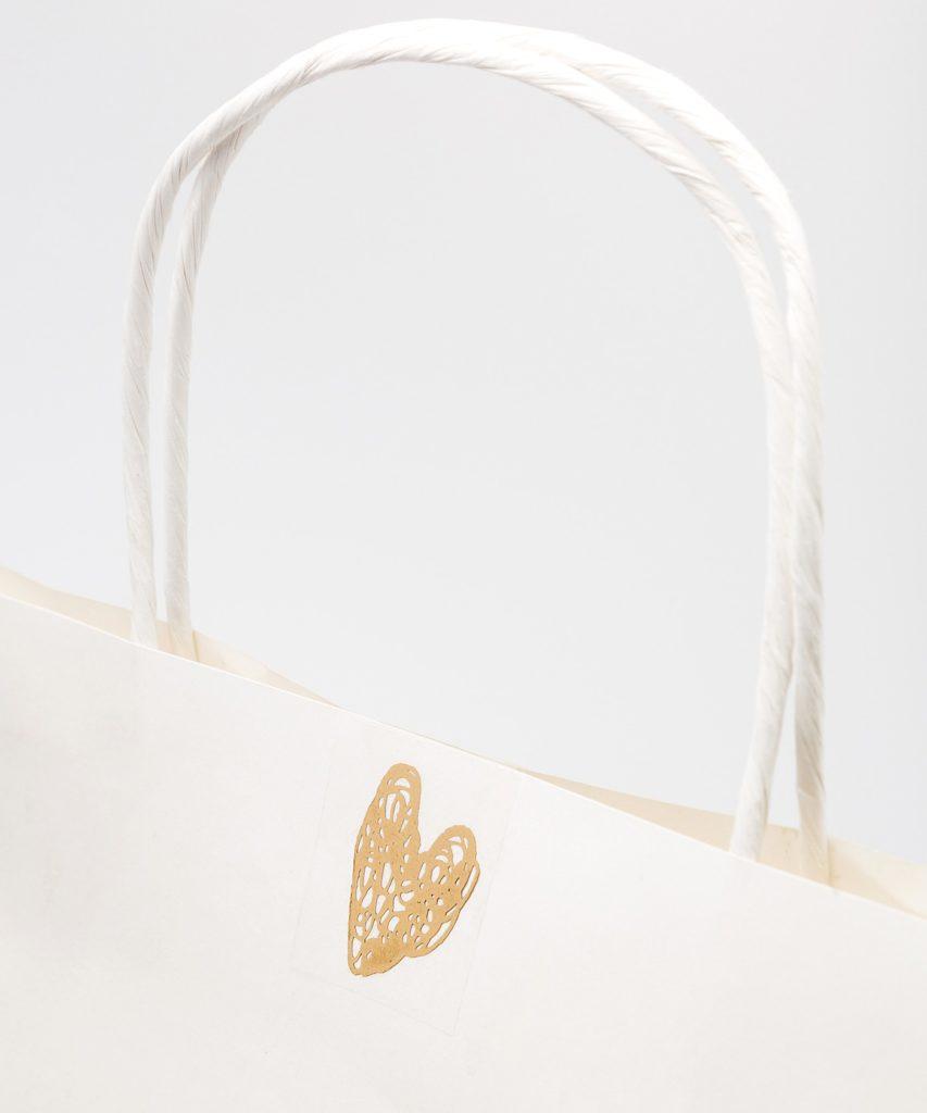 etiqueta regalo cierra bolsas