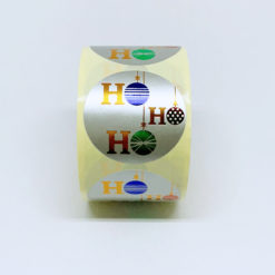 Etiquetas navidad Ho Ho