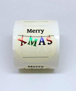 etiquetas navidad christmas