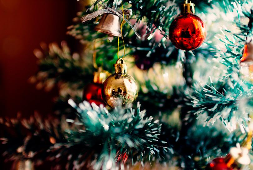 etiquetas adhesivas de navidad