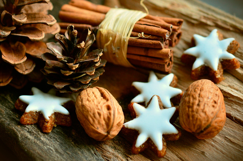 etiquetas de navidad imaginativas