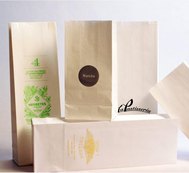 bolsa regalo papel antigrasa