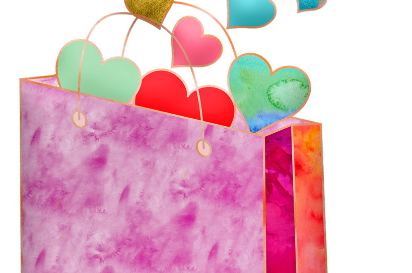 bolsas regalo para personalizar