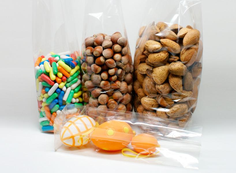 bolsas alimentarias