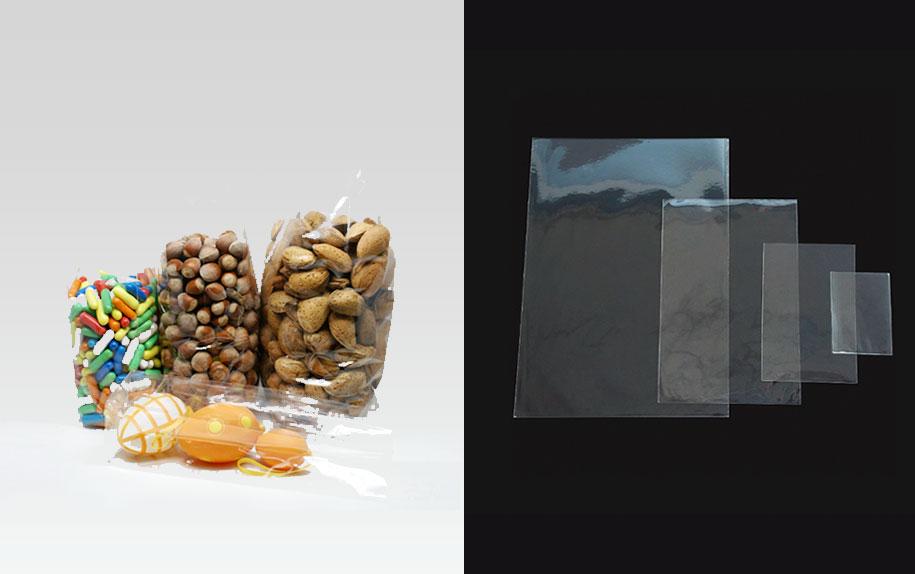 bolsas alimentarias polipropileno